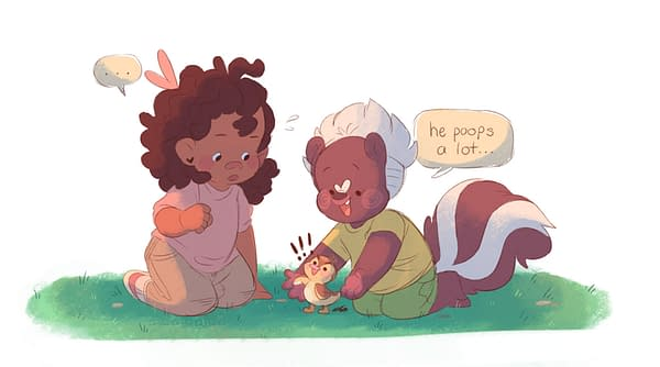 Evelyn & Avery - A New Crafting Graphic Novel Series By Lauren Pierre