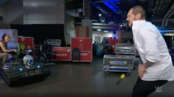WWE Smackdown 7/23/2021