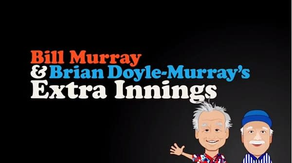 Bill Murray And Bryan Doyle-Murray Go 'Extra Innings' For Facebook Watch