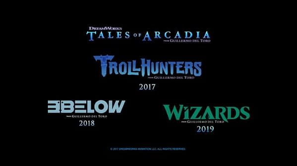 Guillermo del Toro, Neflix Expand 'Trollhunters' Universe With 2 Series