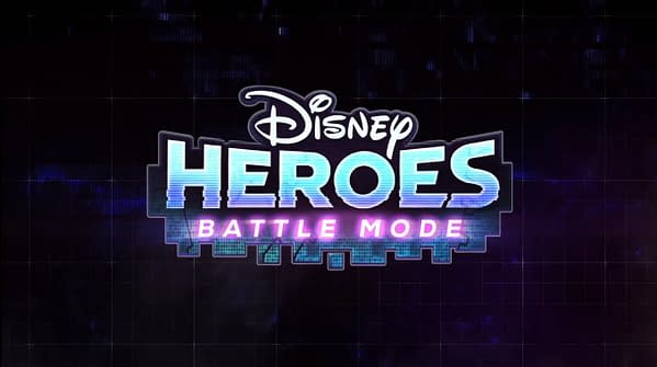 Disney and Pixar Announce New Mobile Game 'Disney Heroes: Battle Mode'