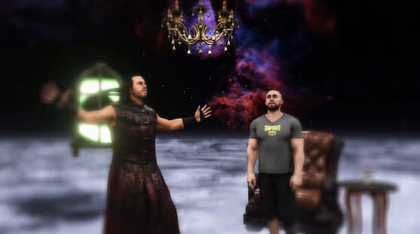 WWE 2K19 Introduces An Insane My Career Trailer With Magic