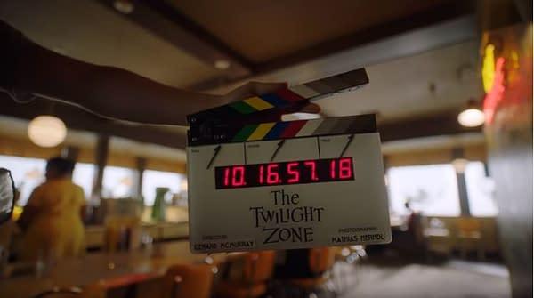 twilight zone production start video