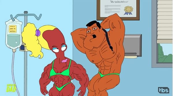 "American Dad!: Stan and Roger Seem a Little ""Tense"" in TBS Season Trailer"