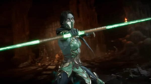 """""""Mortal Kombat 11"""" Gave Jade A New Brutality In The Latest Update"""
