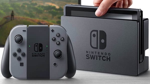 Tencent Switch Cartridges Won't Function in Global Switch Systems