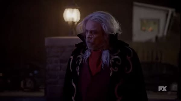 Mark Hamill joins this week's episode of What We Do in the Shadows, courtesy of FX.