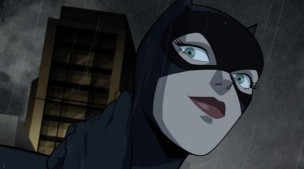 Brand New Catwoman Images From Batman: The Long Halloween
