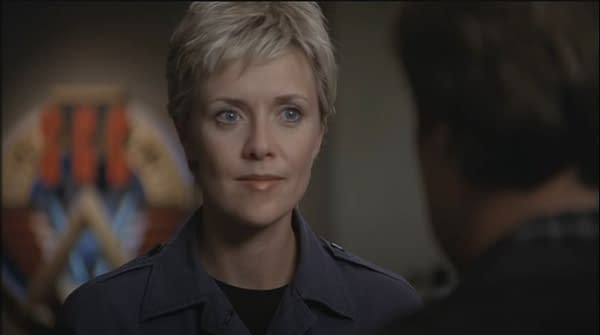 Stargate SG-1 Star Amanda Tapping on Possible Series Revival Talk