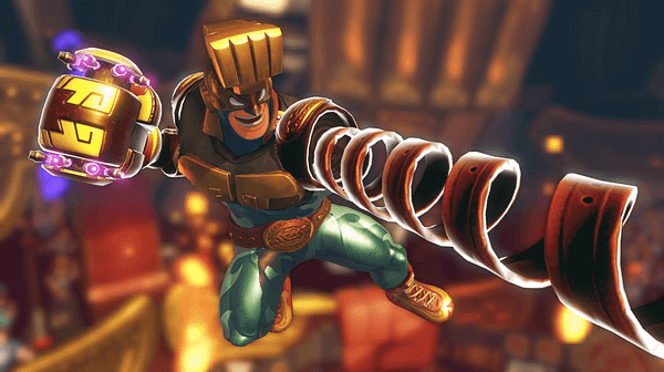 'Arms' Shows Off First Free DLC Character Coming In July