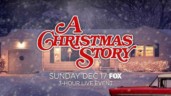 "First Teaser For FOX's Live ""A Christmas Story"" Is Here"
