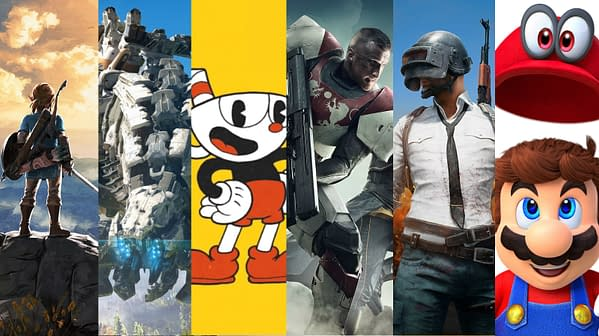 Bleeding Cool Game Awards 2017: Game of the Year