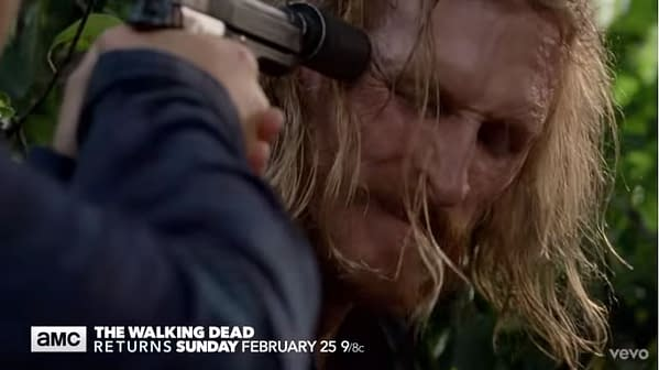 The Walking Dead Season 8b Teaser: For Rick, It's Time to Finish the Fight