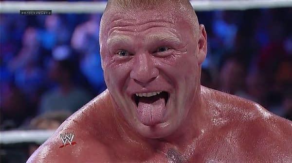 Report: WWE Fans Upset Brock Lesnar is So Good at Wrestling