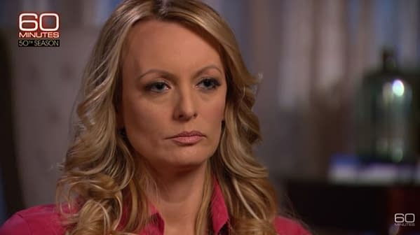 Join Bleeding Cool's 60 Minutes/Stormy Daniels Live-Blog Sunday Night