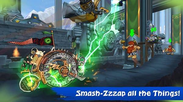 Warhammer: Doomwheel's Combat is Viscerally Satisfying