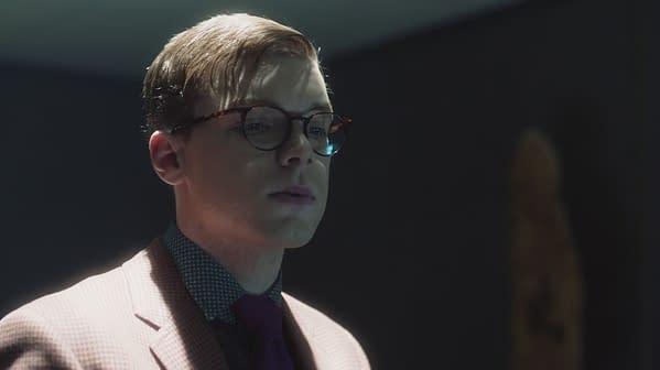 Gotham Season 4: Jeremiah Valeska has Plans for His Best Friend