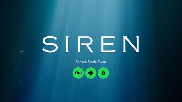 Freeform's 'Siren' Season Finale Sneak Peek Finds Bristol Cove Under Siege