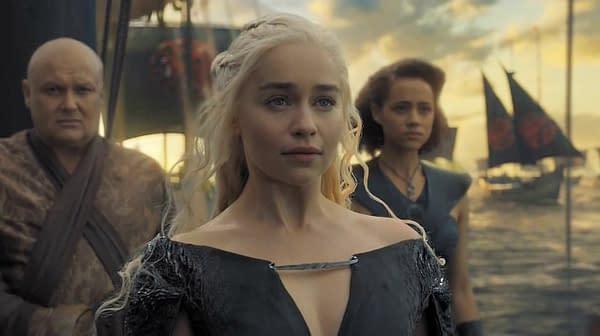 Emilia Clarke Says Goodbye to Game of Thrones