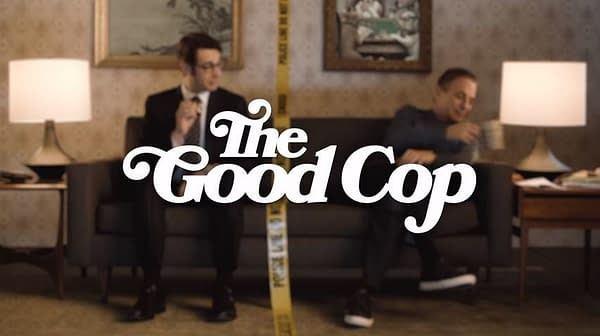 Netflix's Teaser for Josh Groban, Tony Danza Dramedy Series 'The Good Cop' Released on Good Behavior