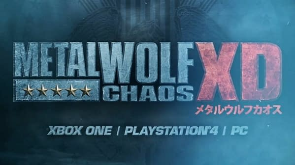 Devolver Digital Reaches Back to Present Metal Wolf Chaos XD at E3