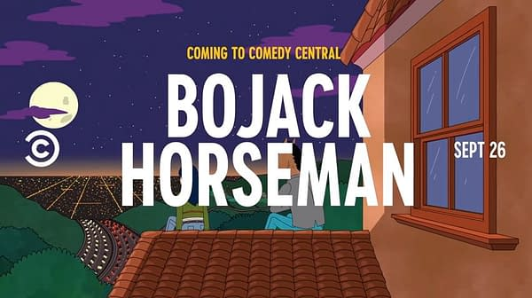 Netflix's BoJack Horseman Gets Syndication Home at Comedy Central