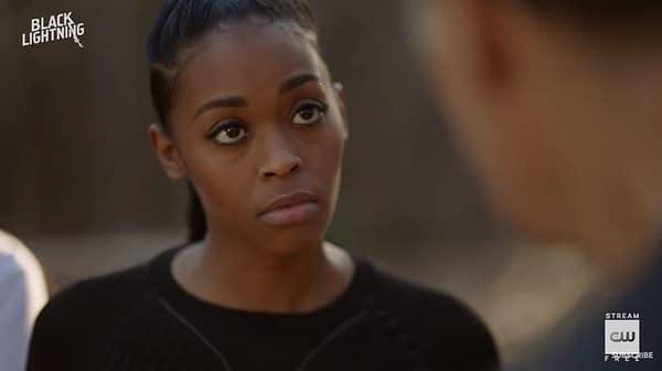 Black Lightning Season 2: Nafessa Williams Talks Thunder's Role; Familiar Faces Return