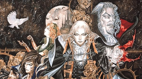 Korean Ratings Board Leaks Details to New Game Castlevania Requiem