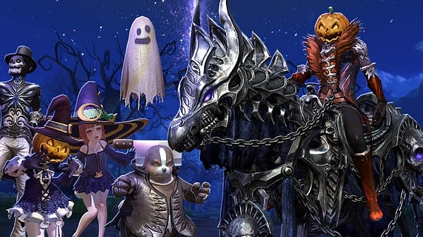 TERA Announces Their Own Halloween Event for 2018