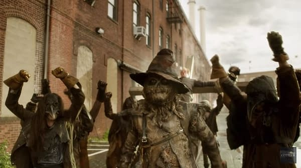 Gotham Season 5: On Day 45, The Scarecrow Rises – And He Brought Some Friends (PREVIEW)
