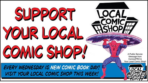The Comics Industry Needs 100% Consumer Satisfaction – Joe Field Explains How at ComicsPRO