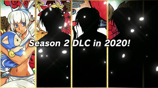 "SNK Shows Off ""Samurai Shodown"" DLC Content At EVO 2019"