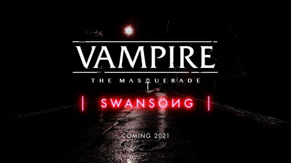 """Vampire: The Masquerade – Swansong"" Announced At PDXCON"