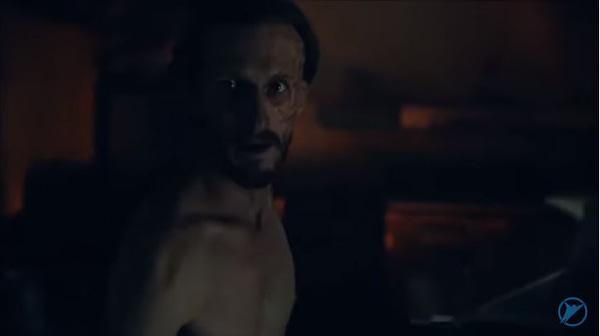 Dwight investigates a strange disturbance in the sixth season of Fear the Walking Dead, courtesy of AMC.