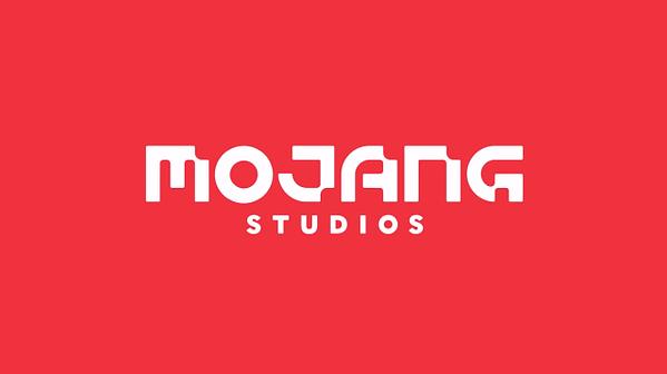 A look at the new logo for Mojang Studios.