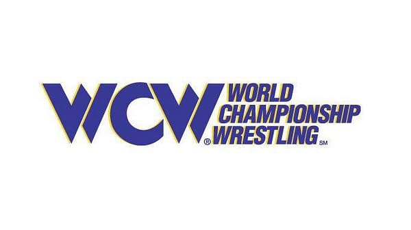 One of many logos of WCW