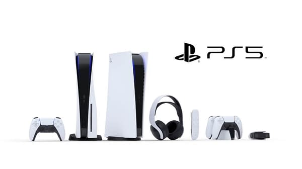 The complete package of what the PS5 will have available.
