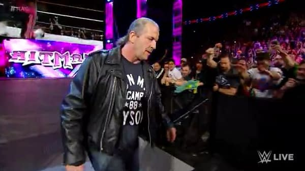 If Bill Goldberg hadn't ended his career before WCW folded, Bret Hart would have never needed to reconcile with WWE.