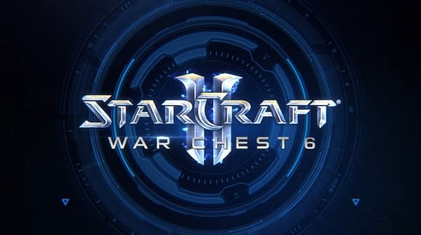 Some of the best in StarCraft II will be competing in this special War Chest 6 tourney, courtesy of Blizzard.