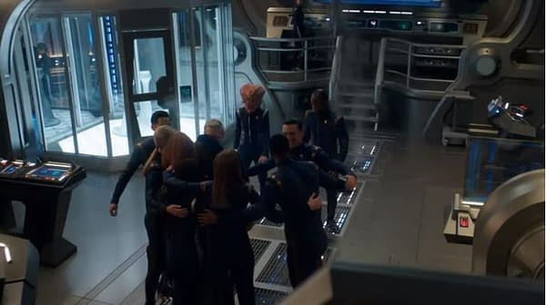 Star Trek: Discovery returns this October (Image: CBS All Access)