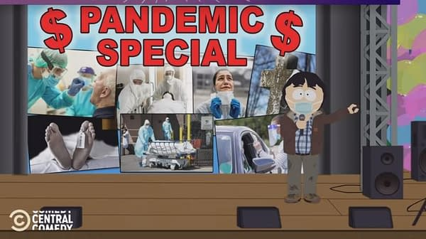 South Park Pandemic Special - Official Trailer