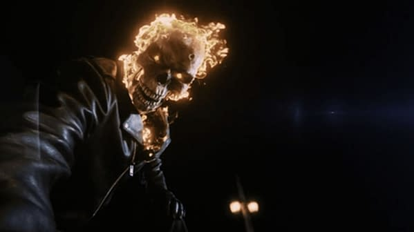 Dear Marvel; Make the Nicolas Cage Ghost Rider Films Canon You Cowards