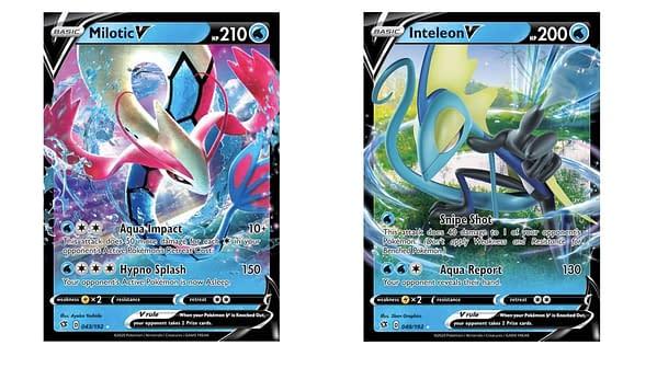 Pokémon V Cards. Credit: Rebel Clash
