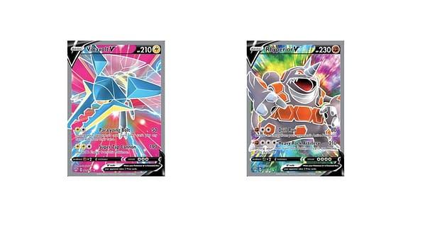 Full Art Cards. Credit: Darkness Ablaze