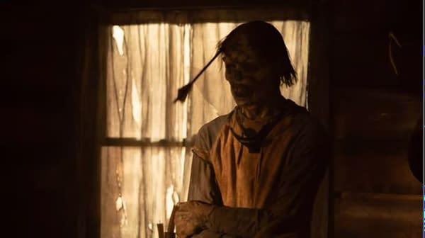 "The Walking Dead Posts Season 10 ""Find Me"" BTS Production Images"