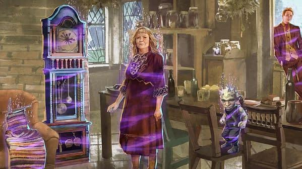 Harry Potter: Wizards Unite Weasley Predicament registry page. Credit: Niantic