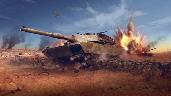 Look at the power! LOOK. AT. THE. POWER! Courtesy of Wargaming.