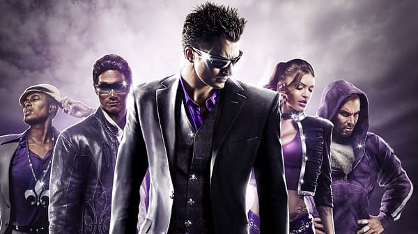 Saints Row The Third Remastered will drop on Steam on May 22nd, courtesy of Deep Silver.