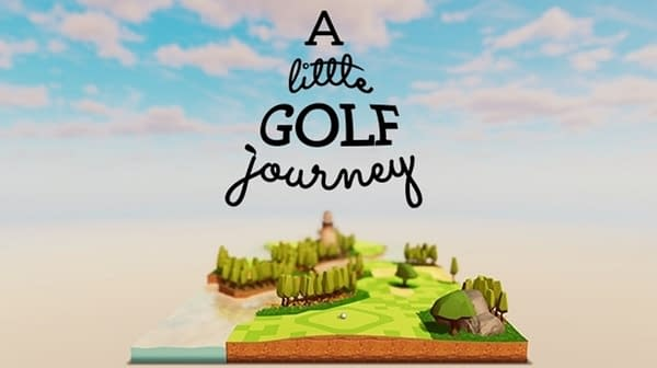A Little Golf Journey Heads To PC & Nintendo Switch Mid-October