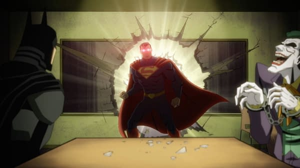 Injustice: Red Band trailer and Captain Atom